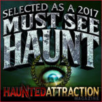 The Must See Top 31 Haunts of 2017!
